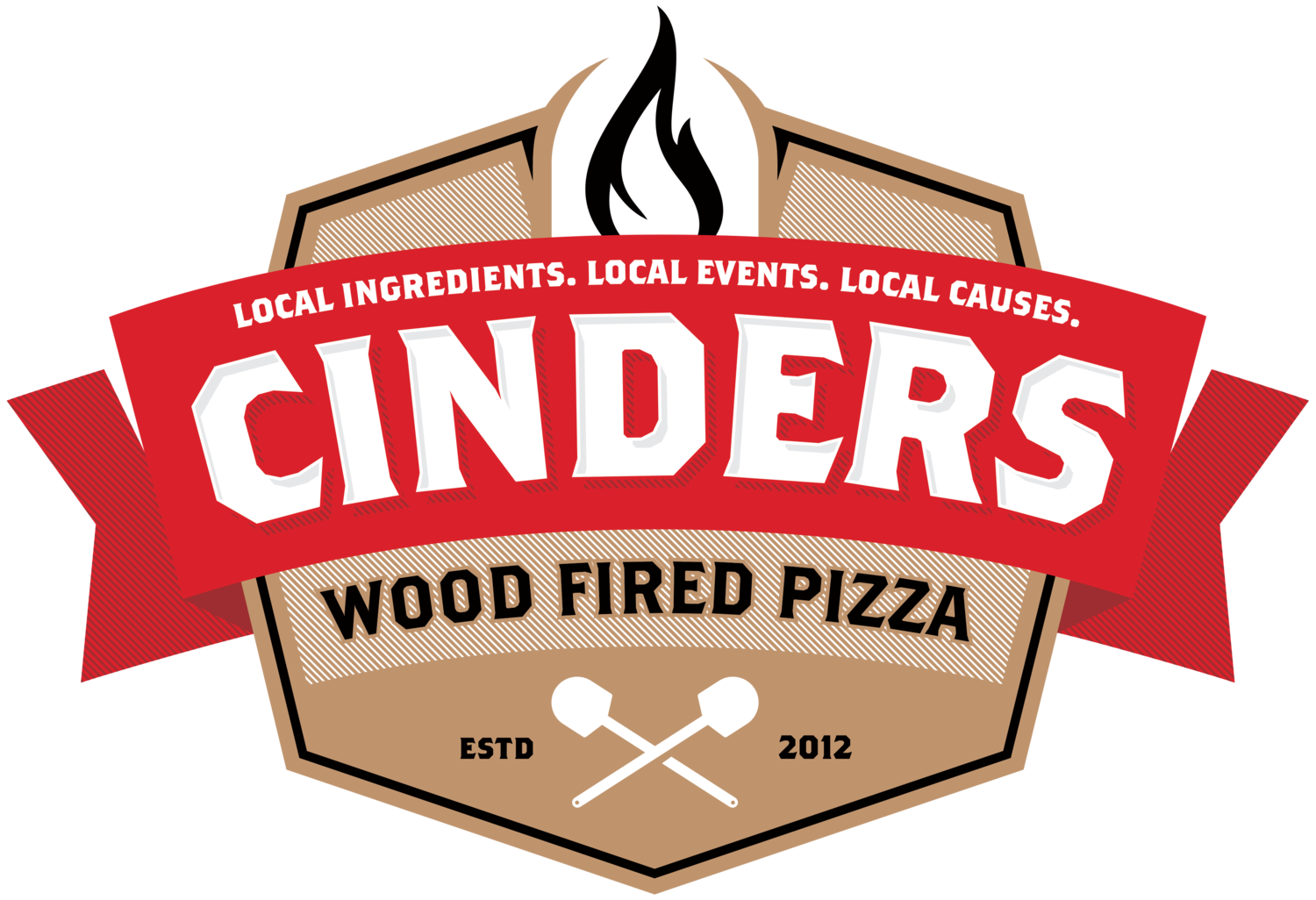 Cinders Pizza - Realm Engineering